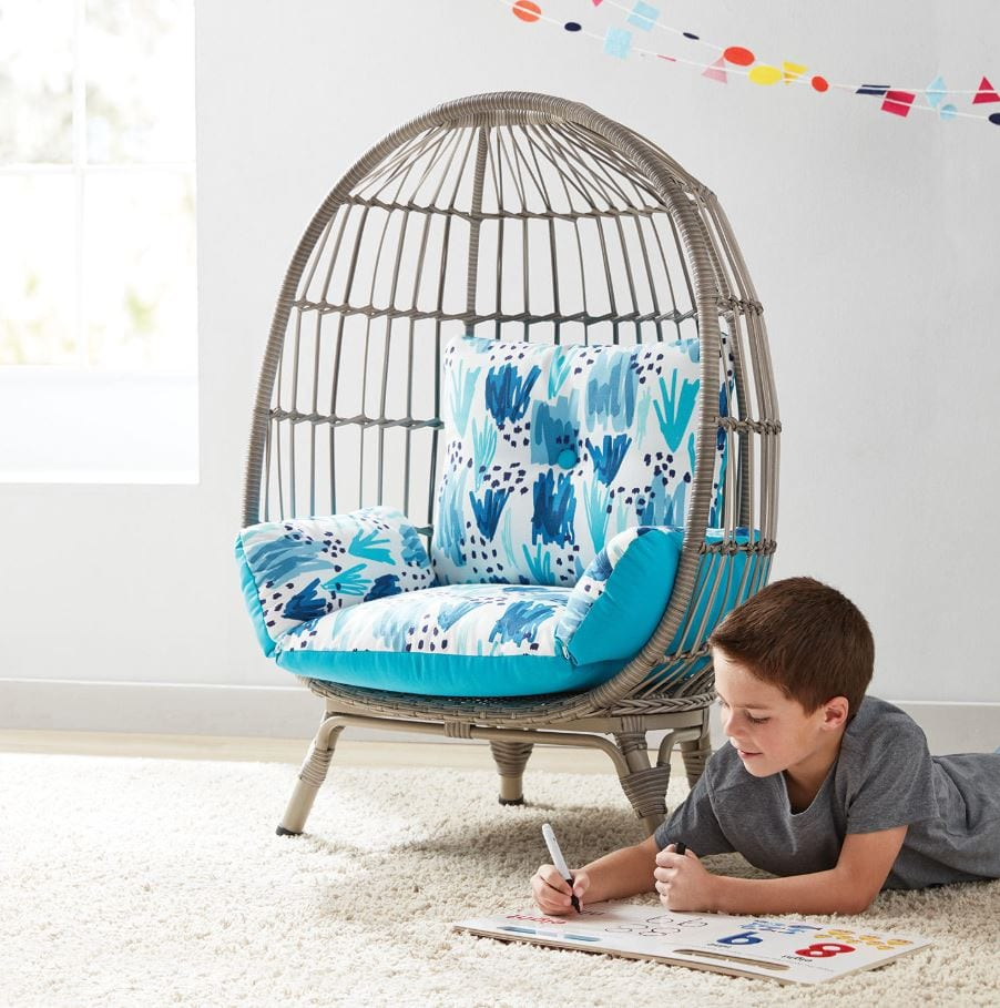 Kids' Egg Chair · QuikCompare