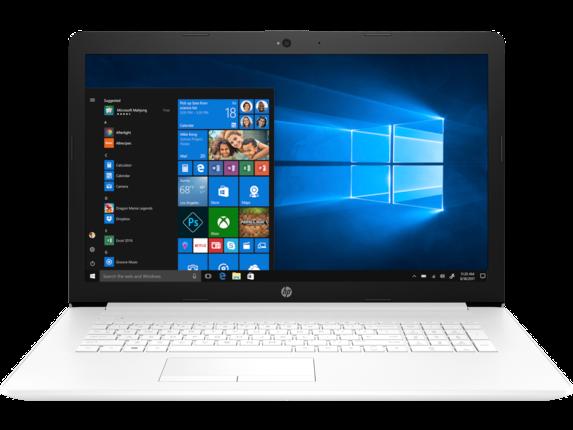 "HP Laptop - 17t-by300|Intel Core i7 10th Gen|1 TB Hard Drive|Intel Iris Plus Graphics|8 GB DDR4|17.3"" Display|Windows 10 Home 64|8YK40AV_1"