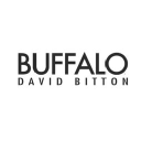 Buffalo David Bitton Men Fasox Zip Hoodie Long Sleeves Sweatshirt