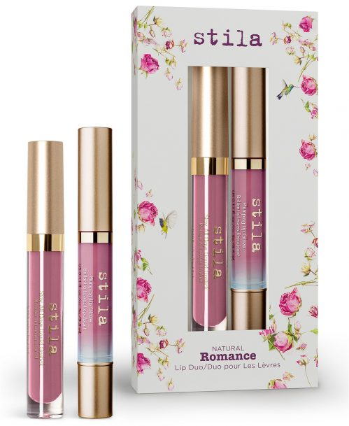Stila 2-Pc. Natural Romance Lip Set