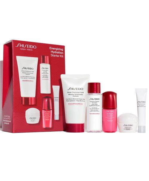 Shiseido 5-Pc. Essential Energy Energizing Hydration Starter Set