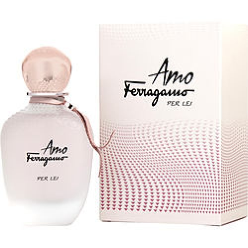 AMO FERRAGAMO PER LEI by Salvatore Ferragamo EAU DE PARFUM SPRAY 3.4 OZ for WOMEN