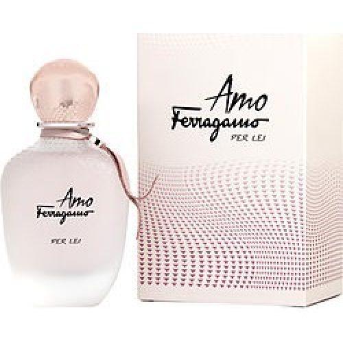 AMO FERRAGAMO PER LEI by Salvatore Ferragamo EAU DE PARFUM SPRAY 3.4 OZ for WOMEN