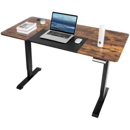 ELECWISH Electric Standing Desk Height Adjustable, 55