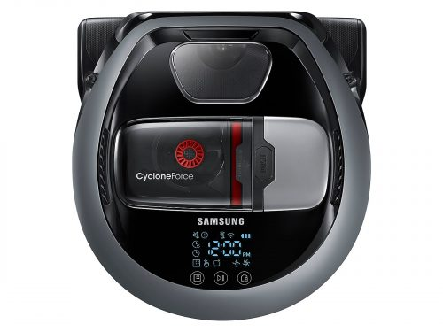 Samsung POWERbot™ Smart Robot Vacuum with Visionary Mapping™ in Neutral Grey(VR1AM7040WG/AA)