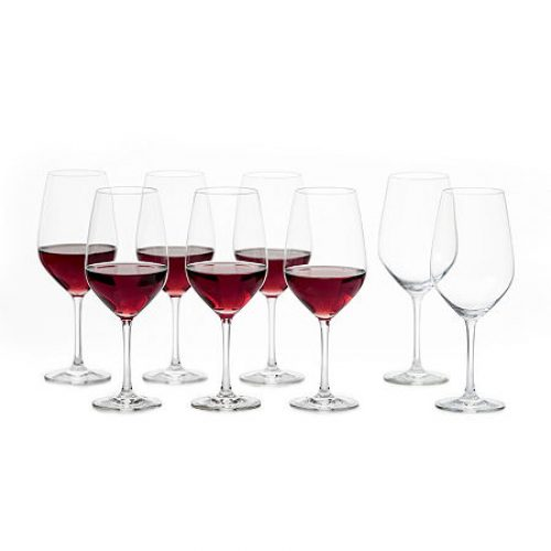 Schott Zwiesel Forte Buy 6 Get 8 Red Wine 8-pc. Red Wine Glass, One Size , Clear